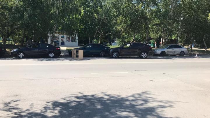 В Волгодонске инсульт у водителя стал причиной массового ДТП с пострадавшими