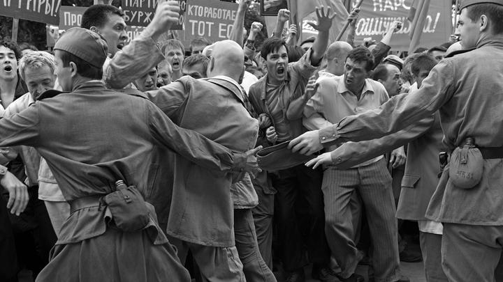 Фильм о расстреле рабочих в Новочеркасске Дорогие товарищи выдвинут на Оскар