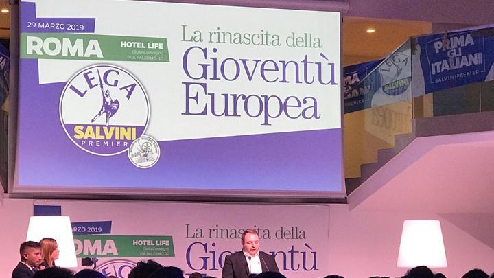 Только подумайте об этом пьянице Юнкере!: Европейская оппозиция в Риме устроила разнос заматерелым элитам