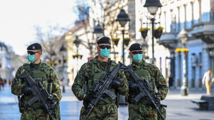 Коронавирус и кризис Запад использует в военных целях. Главный враг – Россия, расслабляться – не время