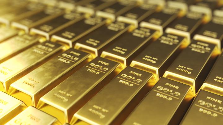 Где хранится российское золото?