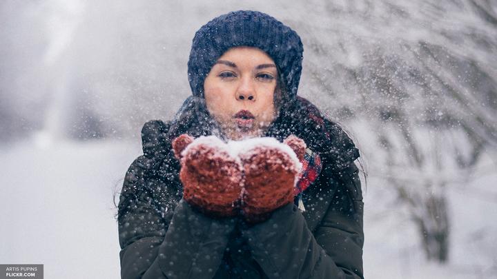 В пятницу в Москве вновь обещали снегопад