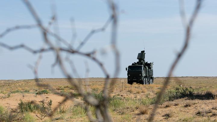 Российские Панцири прикрыли Сирию от Израиля снова. Отражена атака