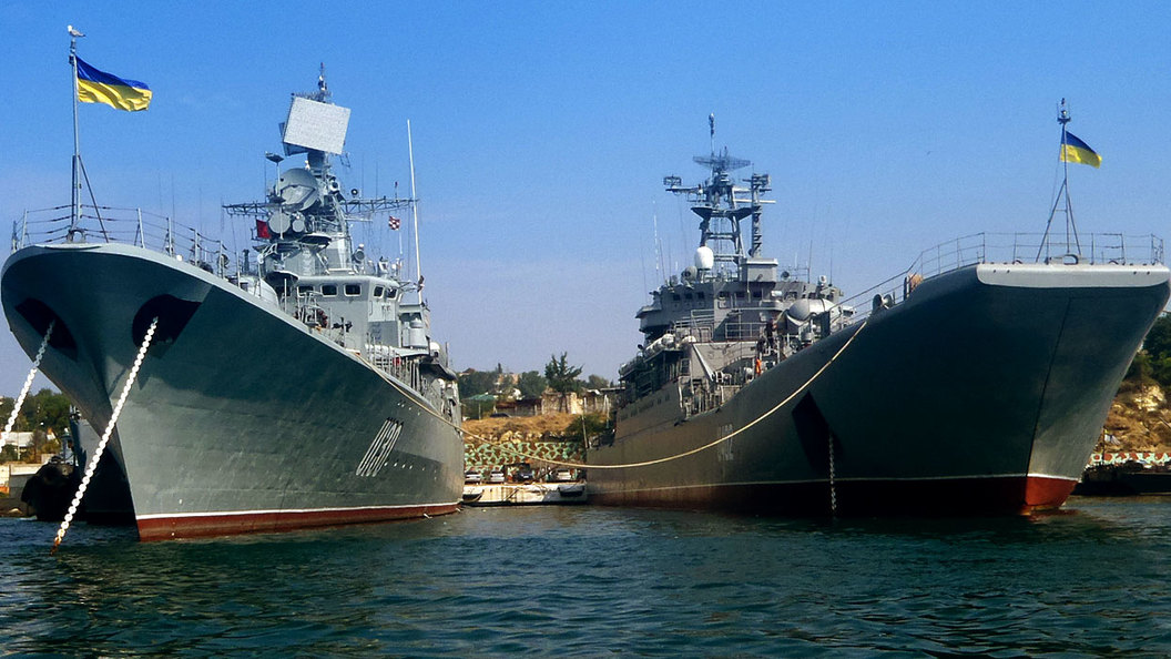 Точка невозврата для украинского флота
