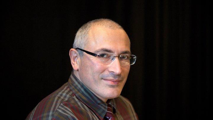 Грантоеды бегут в соцсети: Сайт Открытой России Ходорковского заблокирован