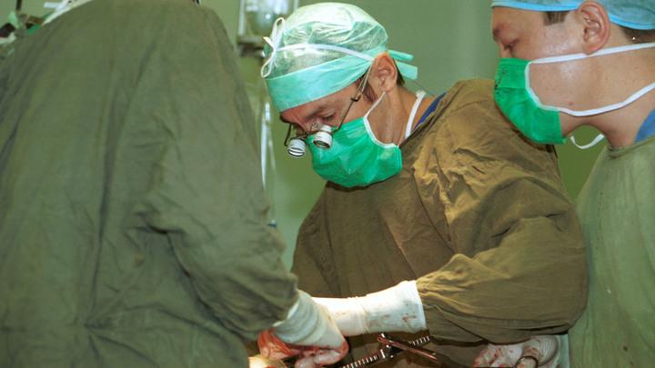Московские хирурги воспользовались приёмом сапёров, чтобы обезвредить кровяную бомбу