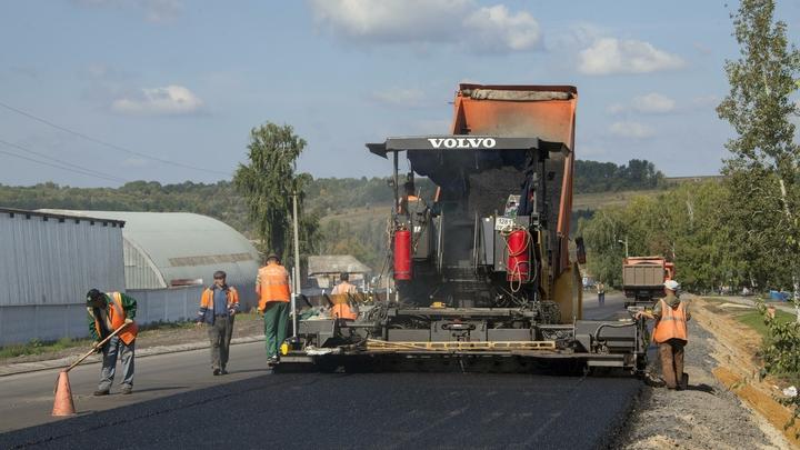 Развязку в деревне Ольгино планируют достроить к октябрю 2021 года