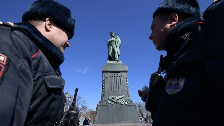 Москве на День города подарят обновленный памятник Пушкину