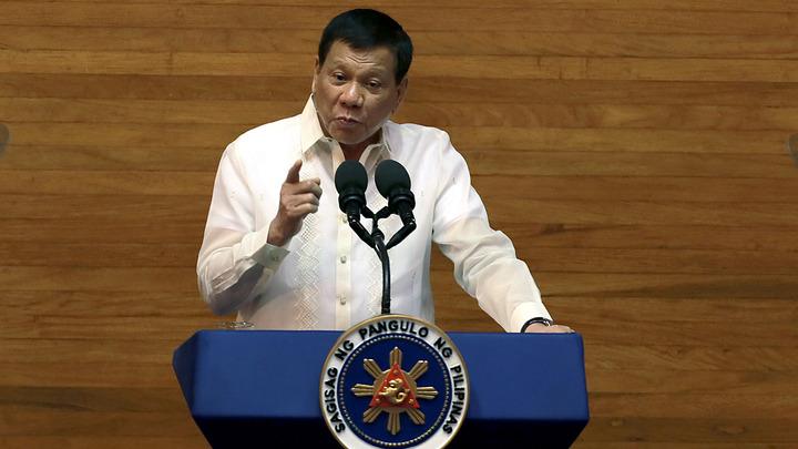 Филиппины требуют у США вернуть захваченные церковные колокола
