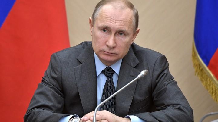 Американские СМИ рассказали о «страшном» наследии Путина