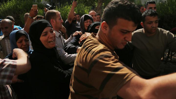 Поле битвы - сектор Газа: Палестина сообщила о 52 погибших в столкновениях с Израилем