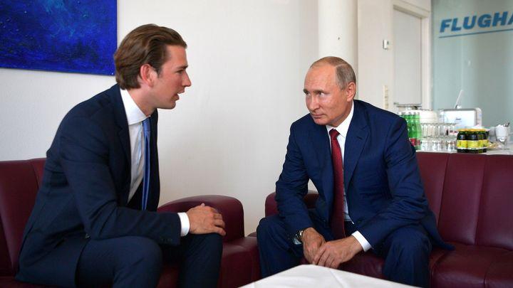 Путин и канцлер Австрии обсудят Украину и Сирию на переговорах в Петербурге - Ушаков