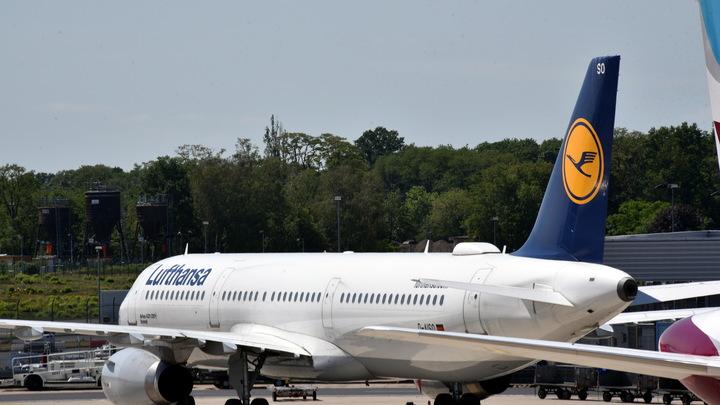Напророчили? Коронавирусные учения неожиданно обернулись для Lufthansa суровой правдой