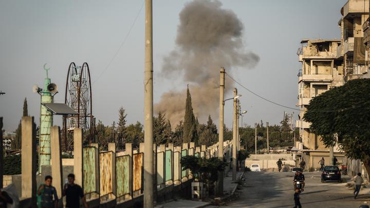 Неожиданный подарок армянам из Сирии? Отряд рекрутов разбили мощными ударами - СМИ