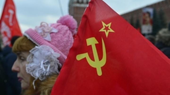 Митинг коммунистов в Москве обернулся конфузом: Так себе революция