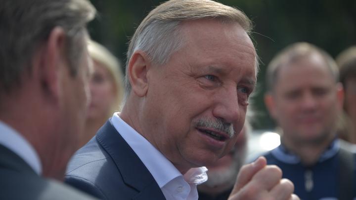 Губернатор упрекнул петербуржцев: Если антибиотики не скупать, как гречку, их хватит на всех