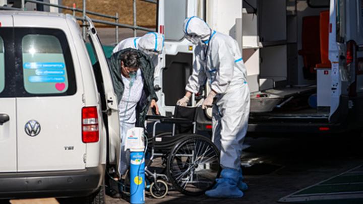Коронавирус в Нижегородской области по состоянию на 13 апреля: 201 человек заразился, 8 — умерли