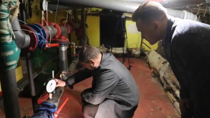 Более 40 процентов многоквартирных домов в Иванове подключено к отоплению