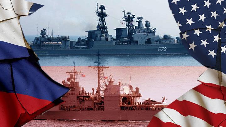 В океан вернулась война исподтишка