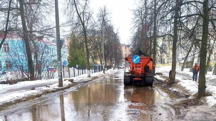 Когда нет денег: мэрия Нижнего Новгорода решила купить дорожную технику за 1,68 млрд рублей