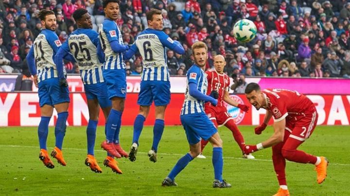 Бавария - в четвертьфинале Лиги чемпионов