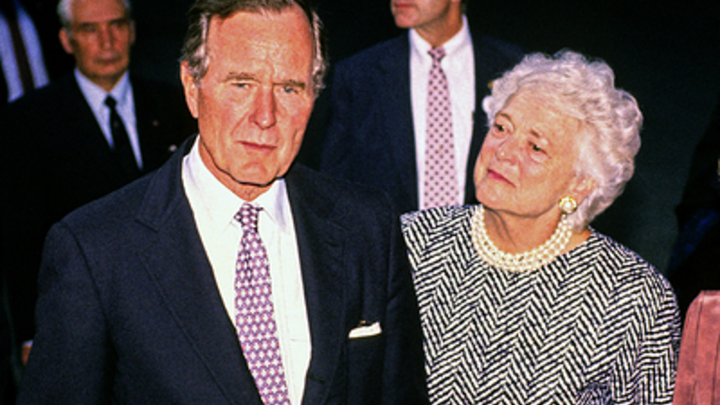 В Америке СМИ заживо «похоронили» жену экс-президента США