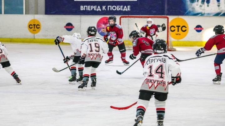 В Чите проходит молодежный хоккейный турнир на призы ГК Мангазея