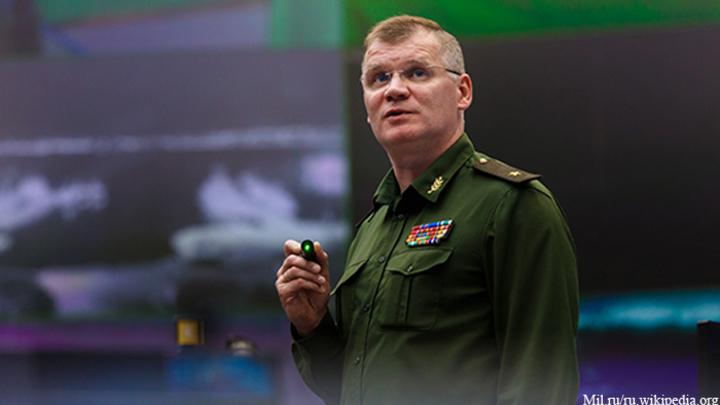 Минобороны: Информация о гибели наших военных в Сирии - вброс