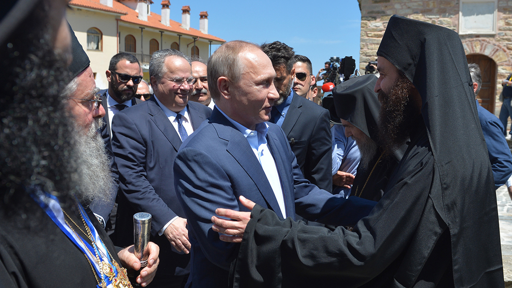 Москва не ждет от Афин подвигов