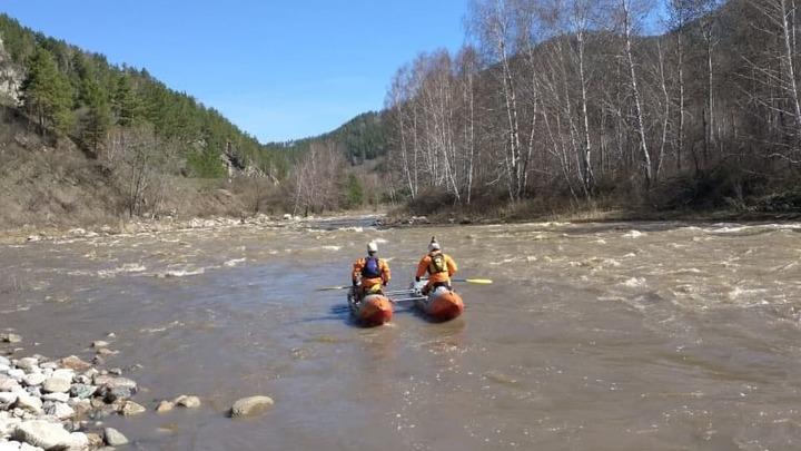 Туристка из Новосибирска погибла при сплаве по реке в Алтайском крае