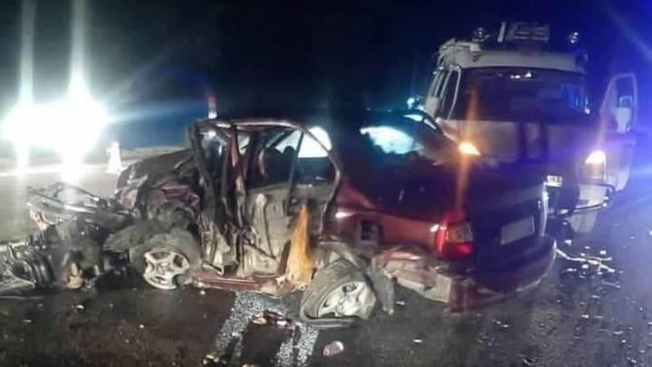 Массовая авария по пути к Черному морю: двое погибли, еще двое - в больнице