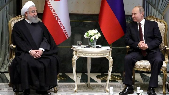 Россия и Иран обсудили противозаконную акцию США в Сирии