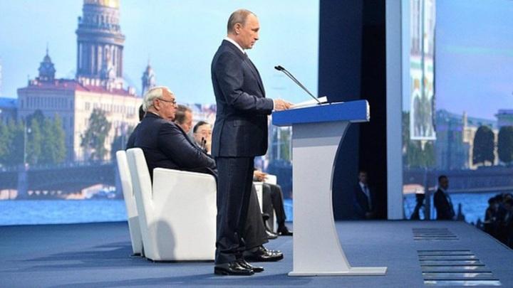 ПМЭФ-2018: Изоляция России? Чушь!