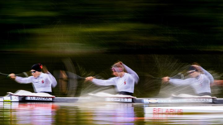 Команда Беларуси заняла второе место на Чемпионате мира по гребле