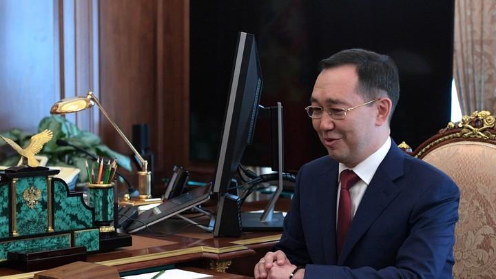 Врио главы Якутии назвал первоочередные задачи республики