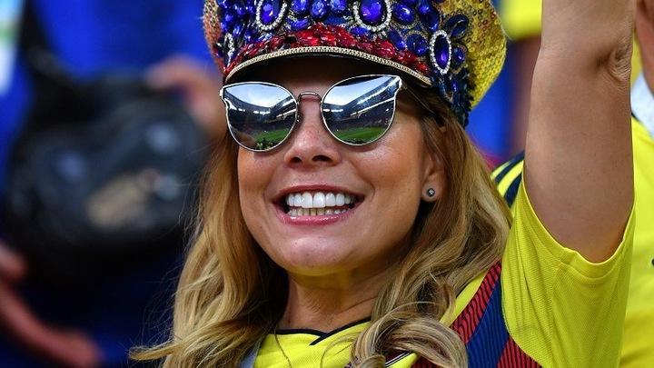Чао, Колумбия, мы будем помнить о ваших болельщиках