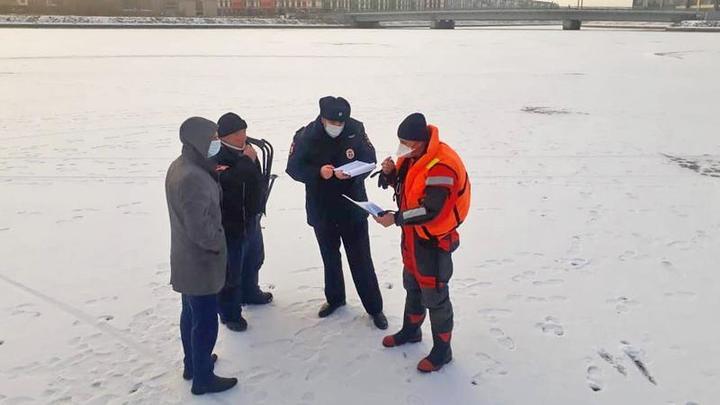 Ни праздника, ни рыбалки: на Финском заливе поймали рыбаков-нарушителей