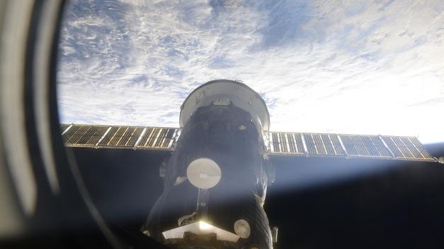 Космический корабль «Прогресс» после эксперимента затопили в Тихом океане