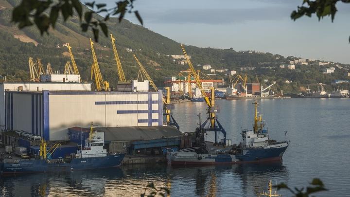 Китайская корпорация вложит 20 млрд рублей в камчатский порт