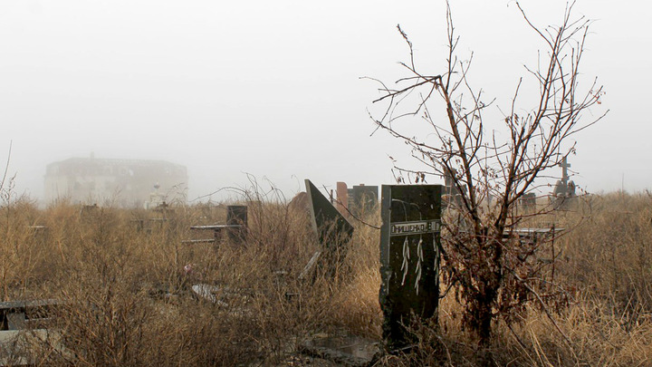 Огонь по мертвым и живым: Украина в Поминальное воскресенье обстреляла кладбище в Зайцево