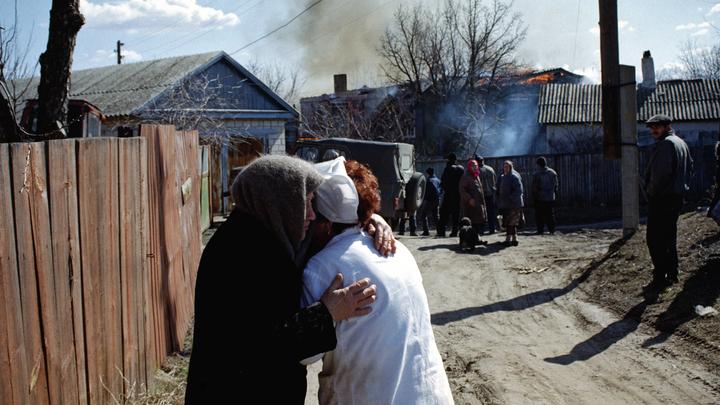 После пожара под Новосибирском умер сотрудник МЧС