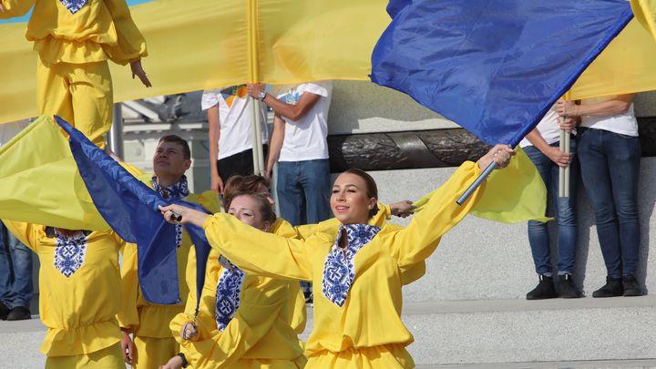 Украина испугалась за свой суверенитет после встречи президента Чехии с русинами