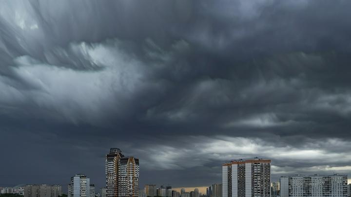 После аномальной жары на Ростовскую область надвигается буря