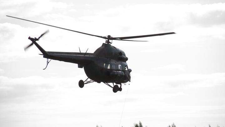 Крушение вертолета Ми-2 на Ставрополье оказалось фатальным для пилота