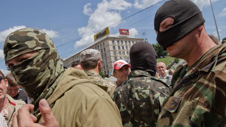 Экс-командир карательного батальона Донбасс попался на разбое