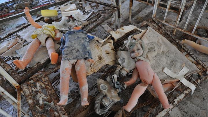 Турист таинственно погиб на секретном объекте в Чернобыле