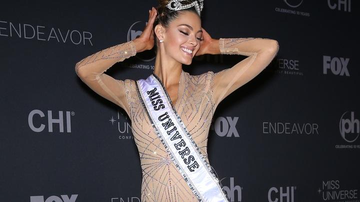 В Лас-Вегасе короновали победительницу конкурса красоты Мисс Вселенная 2017