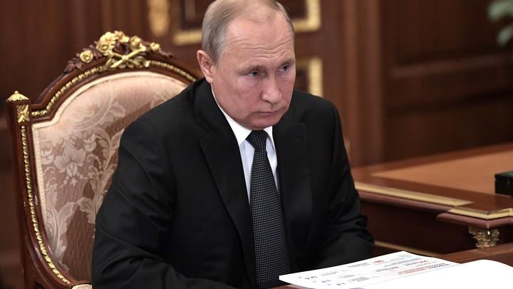 Как нет денег?!: Путин устроил разнос чиновникам в Тулуне