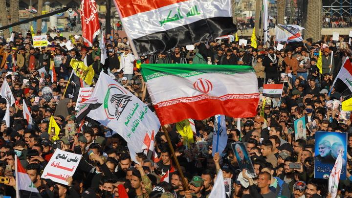 Множество взрывов потрясли Багдад: Террорист убил как минимум восемь человек