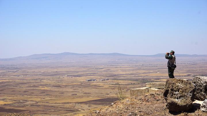 Сирия готовится впервые применить С-300 - фото со спутника